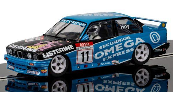 BMW M3 E30 No.11 Listerine | Securicor Omega Express