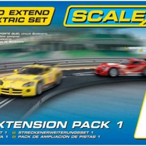 Track Extension Pack 1 - Racing Curve