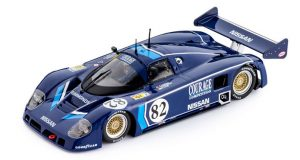 Nissan R89C 1990 - Le Mans No.82