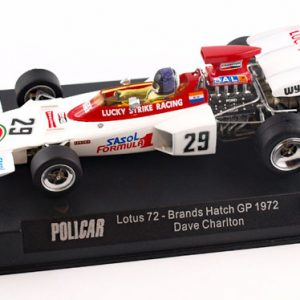Lotus 72 - Lucky Strike Racing No.29 - Brands Hatch GP 1972