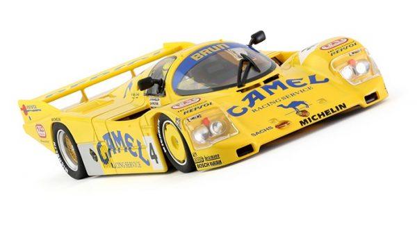 Porsche 962C 'CAMEL' No. 4 Le Mans 1988