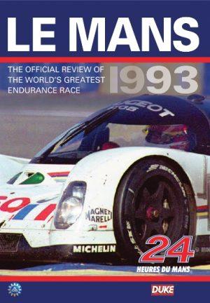 Le Mans 24 Hours 1993.