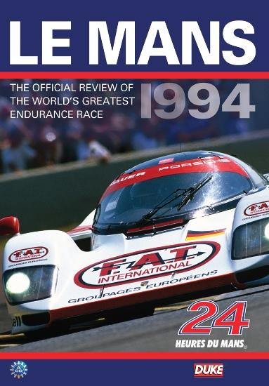 Le Mans 24 Hours 1994.