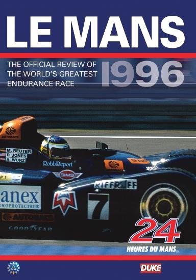 Le Mans 24 Hours 1995.