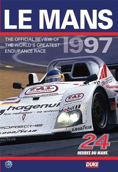 Le Mans 24 Hours 1997.