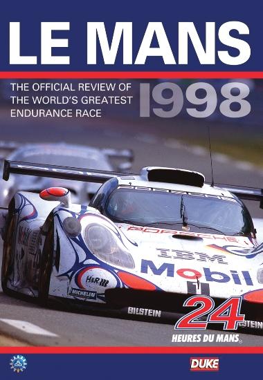 Le Mans 24 Hours 1998.