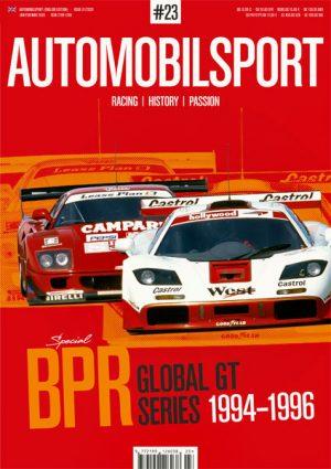 Automobilsport #23