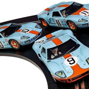 Ford GT40 Triple Pack