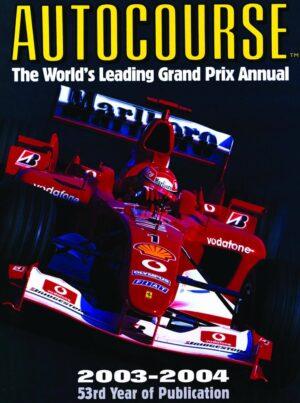 Autocourse 2003-2004
